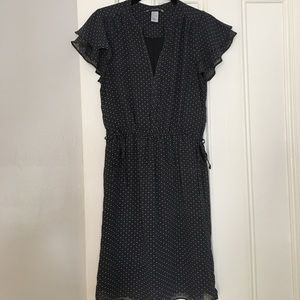 H&M Black Dress Size 4
